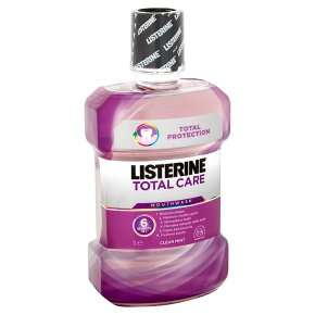 Listerine total care 6 in 1 mouthwash 1litre Reduced to £3 @ Waitrose