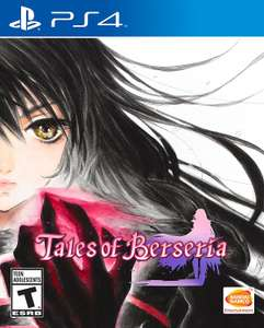 Tales Of Berseria (PlayStation 4) - £22.99 now oos online now instore only @ GAME