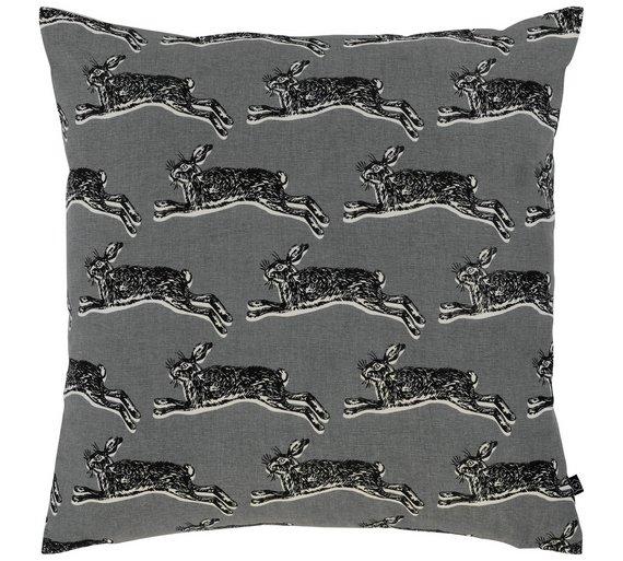 Cushion sale ,eg Habitat * hop* cushion £4.99 was £15 @ Argos