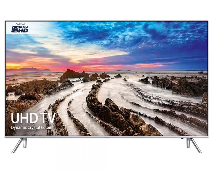 Samsung UE55MU7000 55 inch 4K Ultra HD HDR Smart TV - £749 @ Crampton & Moore + 5 year warranty