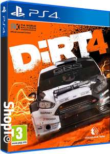 Dirt 4 (PS4) £17.86 at ShopTo (Xbox One same price but on back-order)