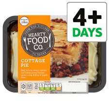 Hearty Food Company ready meals £1.00 @ Tesco
