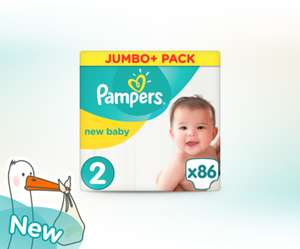 Get coupons just for buying nappies - Pampers Club