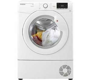 HOOVER Link HL C8DCG NFC 8 kg Condenser Tumble Dryer at Currys/PCWorld Ebay for £159.54 was £319.99 50% off