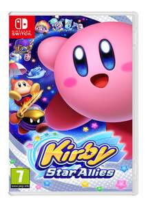 Kirby Star Allies (Nintendo Switch) £39.85 Delivered @ SimplyGames plus 1.01% TCB