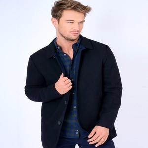 Wool Blend coats £29.99 each delivered - Navy Jacket £25 delivered @ Tokyo Laundry