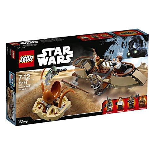 LEGO Star Wars 75174 Desert Skiff Escape £16.99 @ Amazon Prime (£20.98 non-Prime)