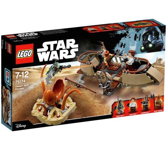 Lego 75174  Star Wars Desert Skiff - £16.99 @ (£29.99@lego) Argos