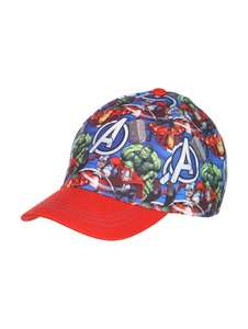 Avengers child's baseball cap now £3 @ Peacocks,free c+c