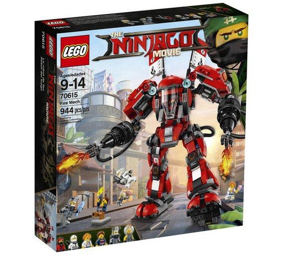 Lego Ninjago fire mech 70615 - £30 instore @ ASDA (opposite Trafford Centre)