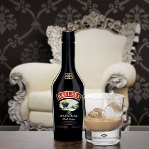 Baileys Original Irish Cream Liqueur 1L /  Orange Truffle 1L / Coffee for £12 @ Tesco - Now Live