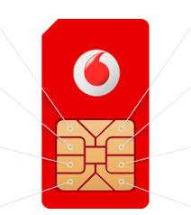 Vodafone - Unlimited UK minutes and texts 500MB data 12mths Contract £6pm - Term £72 + £20 TCB
