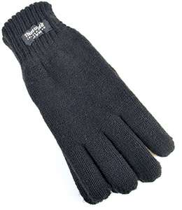 Ladies Thinsulate Fleece Gloves One Size - Red Or Black £2.25, Children's Knitted Thinsulate Gloves - Black, Grey, Navy, £1.95 Delivered @ Amazon, Seller laylawson