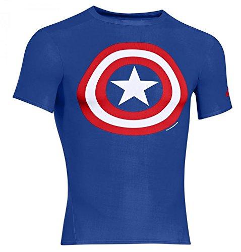 Under Armour Alter Ego Captain America shirt size medium £13 (Prime) £16.99 (Non Prime) @ Amazon