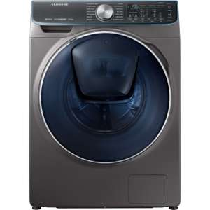 Samsung QuickDrive WW8800 WW10M86DQOO Wifi Connected 10Kg Washing Machine with 1600 rpm - Graphite - A+++ Rated ao.com £1679 / £1459 (after £150 cashback trade-in)