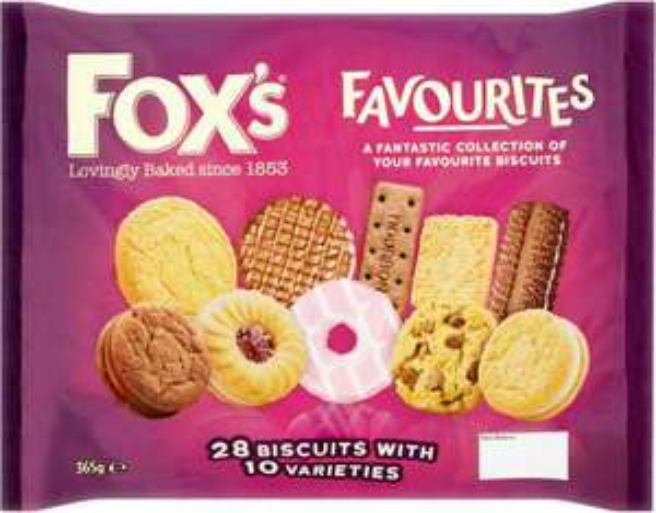 Fox's Favourites (365g) - £1.32 @ Waitrose