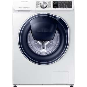 Samsung QuickDrive™ WW6800 WW80M645OPM Wifi Connected 8Kg Washing Machine with 1400 rpm - White - A+++ Rated ao.com £849 / £679 (after £150 cashback trade-in)