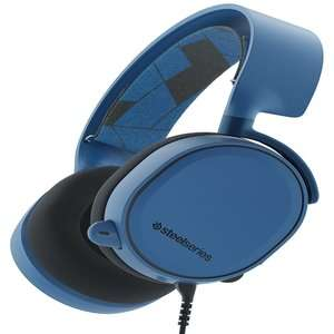 SteelSeries Arctis 3 Gaming Headset - 7.1 Surround  - PC, Xbox, PS4, Switch - £49.99 @ Box