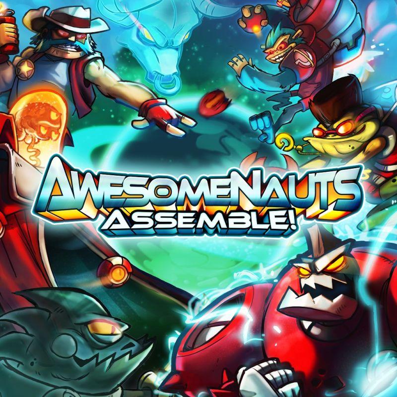 Awesomenauts Assemble! (Xbox One) £2 @ Microsoft (With Gold)