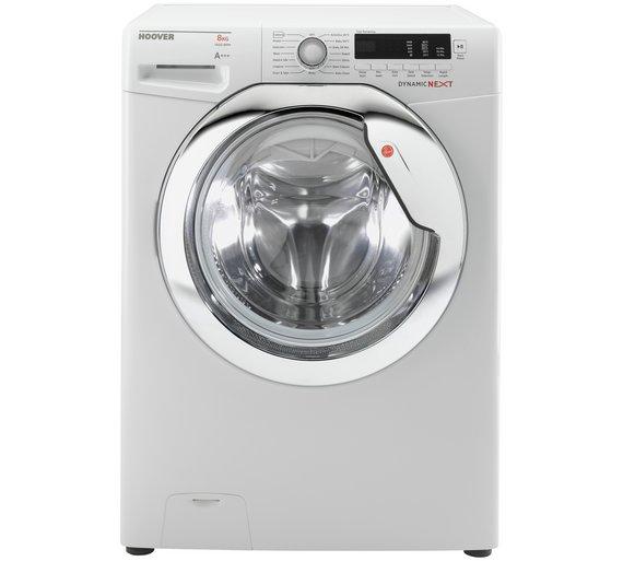 Hoover Washing Machine DXCC48W3 : 8KG 1400 spin  - White @ Argos - £209.99