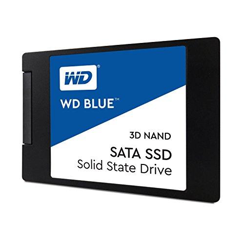 "WD Blue 1TB 3D NAND SSD 2.5"" £233.02 @ Amazon"