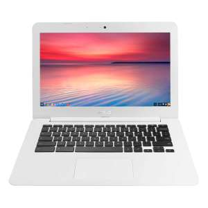 "ASUS C300SA-FN018 13.3"" Celeron Chromebook with 2GB RAM and Built In Webcam - £219.99 @ Hughes"