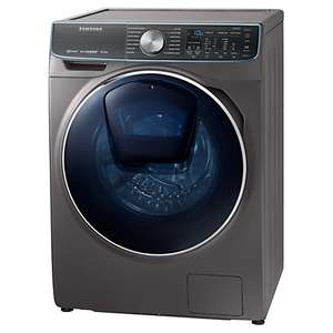 Samsung WW10M86DQOO/EU Freestanding QuickDrive Washing Machine, 10kg Load, A+++ Energy Rating, 1600rpm Spin, Graphite £1629 / £1429 after cashback trade-in @ John Lewis