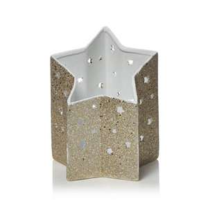 Home Collection - Large silver votive candle holder + Free Delivery with code SH4Z at Debenhams - £6.40