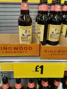 Ringwood Brewery Boon Doggle Ale - £1 for a 500ml bottle @ Morrisons Parkwood Kent