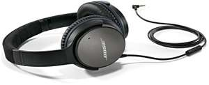 Bose QuietComfort 25 Acoustic Around-Ear Noise Cancelling Headphones for Android Devices Black @ Amazon.it delivered - £153