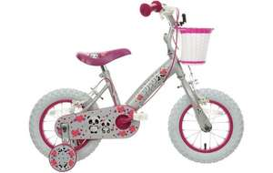 "Indi Lulu Kids Bike - 12"" for £45 reduced from £120 - Halford's payday deals"