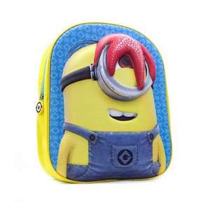 Minion 3D Backpack - £3 @ Tesco (C&C)