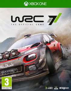 WRC 7 [Xbox One] £19.85 at ShopTo