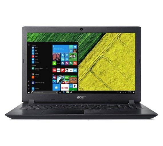 Acer Aspire 3 15.6 Inch AMD E2 4GB 500GB Laptop £279.99 - argos