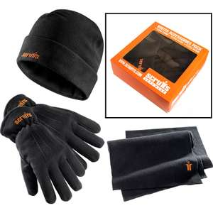 Scruffs Winter Accessorises Box at Toolstation (instore - Leeds) for £5