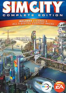 SimCity: Complete Edition (PC - Digital Download via Origin) for £6.24