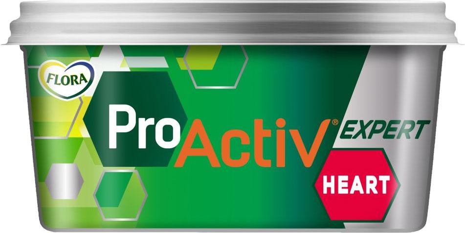 Flora ProActive Expert 450g £1.49 @ Heron Foods