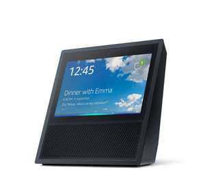 Amazon Echo Show Smart Speaker with Alexa £129.93 Delivered @ QVC & 3 Easy Pays (New Customers Can get it for £124.93 with code FIVE4U) also £10 off next purshase too as your spending over £100