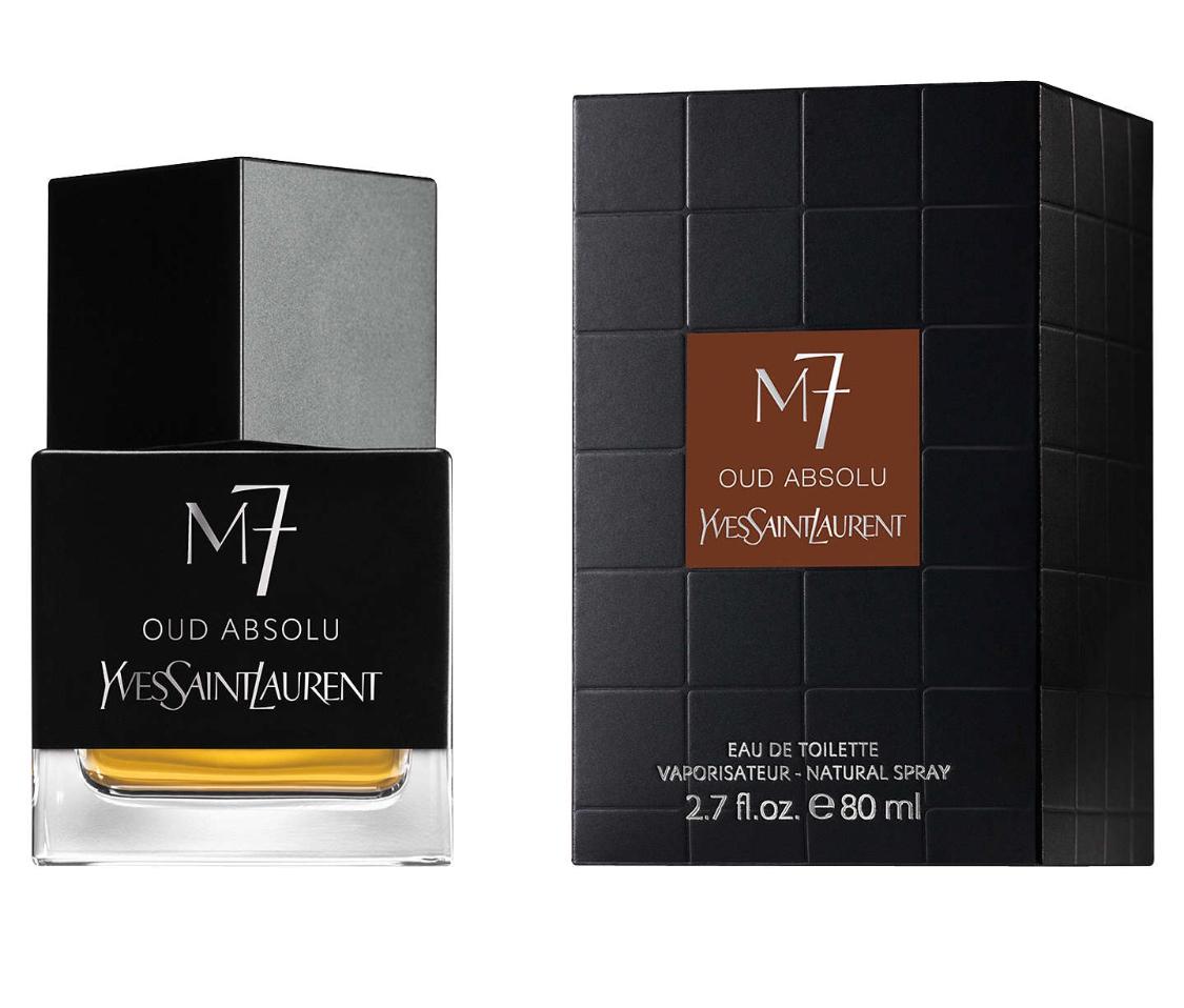 Yves Saint Laurent M7 Oudh edt , Natural Spray, 80ml  for £50.75 @ Perfume Click