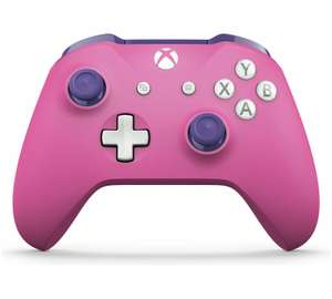Xbox Wireless Controller – Deep Pink / Regal Purple £42.99 @ argos