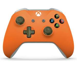 Xbox Wireless Controller – Zest Orange / Military Green £44.99 at Argos