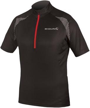 Endura Xtract II Short Sleeve Cycling Jersey AW17 Black only size S-XXL £13.49 @ tredz