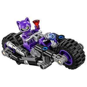 LEGO 70902 Batman Movie Catwoman Catcycle £11.99 Prime / £15.98 Non Prime @ Amazon