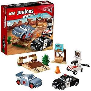LEGO 10742 Juniors Disney Cars Willy's Butte Speed Training