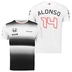 McLaren T-shirts for Men @ Ebay McLaren-Store  from £6 (Free delivery)