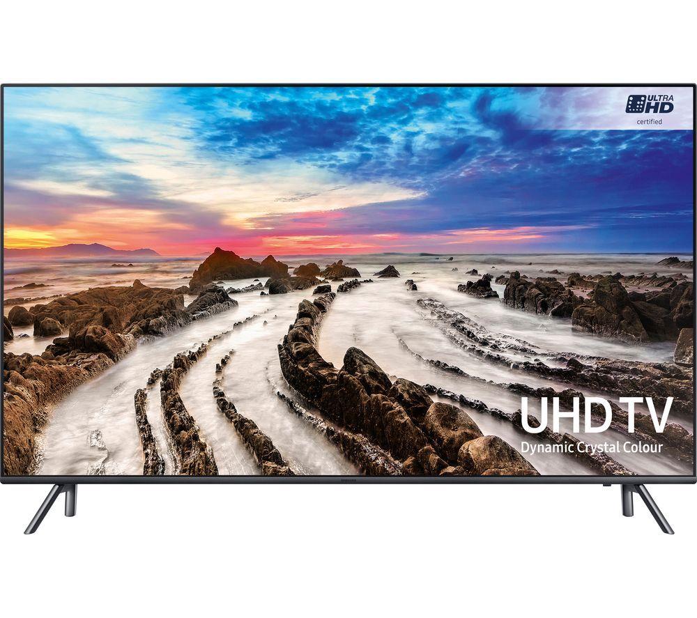 Samsung  UE49MU7070  4K LED TV £649 at Currys
