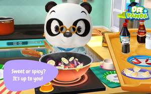 Dr Panda Restaurant 2 now FREE usually £2.99 @ Google Play Store also iTunes App Store