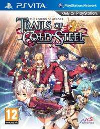 The Legend of Heroes: Trails of Cold Steel (PS Vita) £17.99 / Trails of Cold Steel II £19.99 Delivered (Preowned) @ Grainger Games