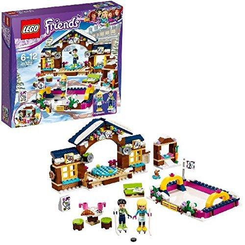 Lego friends snow resort 41322 £15.20 Prime / £19.19 Non Prime @ Amazon