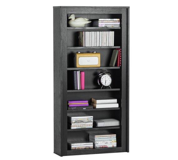 HOME 7 Tier CD/DVD Media Unit - Black £21.99 from £62.99 @ Argos c&c